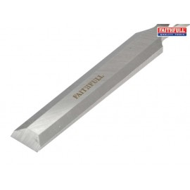 Faithfull Bevel Edge Chisel Red Soft-Grip 6mm (1/4in)