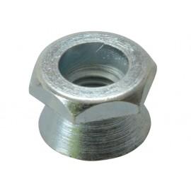 ForgeFix Shear Nut Zinc Plated M10 Bag 10