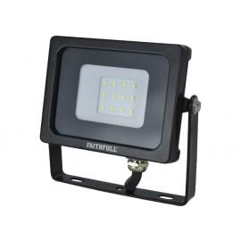 Faithfull SMD LED Wall Mounted Floodlight 10W 800 Lumen 240V