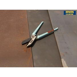 Irwin Tools G245 Straight Tin Snips 250mm (10in)