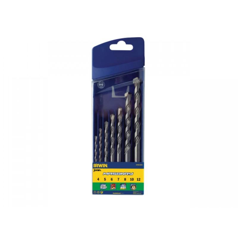 IRWIN Masonry Drill Bit For Cordless Drills 5.0mm X 160mm