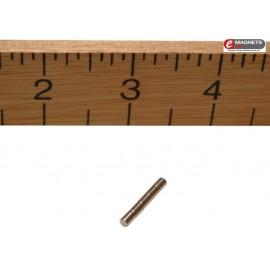 E-Magnets 652 Neodymium Rod Magnets 3mm
