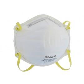 Scan Moulded Disposable Mask FFP1 (Pack of 3)