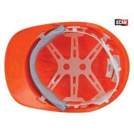 Scan Safety Helmet Orange