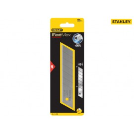 Stanley FatMax Snap-Off Blades 25mm (Pack 5)