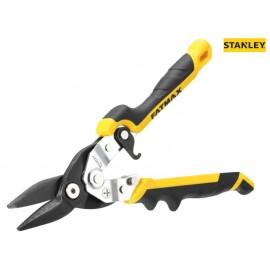 Stanley FatMax Yellow Ergo Aviation Snips Straight Cut 250mm (10in)