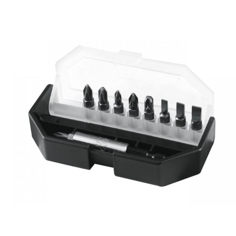 Faithfull Pozidriv Titanium Coated Screwdriver Bits 50mm PZ1 PZ2 or PZ3 New