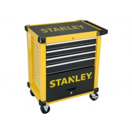 Stanley 27in Roller Cabinet - 4 Drawer