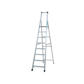 Zarges Industrial Platform Steps Platform Height 1.70m 8 Rungs