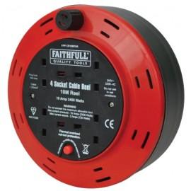 240 Volt Cable Reels