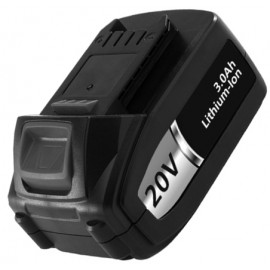 Draper 20V Replacement Battery Pack 3.0Ah