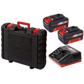 Einhell TE-AG 18 Li Kit Power X-Change Angle Grinder 18 Volt 2 x 3.0Ah Li-Ion