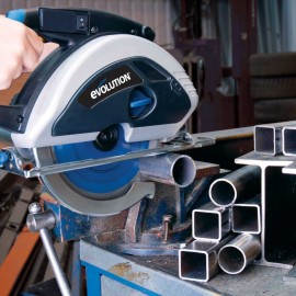 Evolution EVO230 230mm Extreme Steel Cut Saw 1750