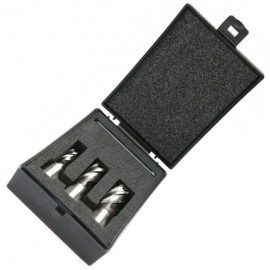 Evolution 3 Piece Broaching Magnetic Cutter Kit (14mm, 18mm & 22mm)