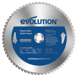 Evolution Saw Blades