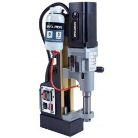 Evolution EVOMAG75 : 75mm Industrial Magnetic Drilling System