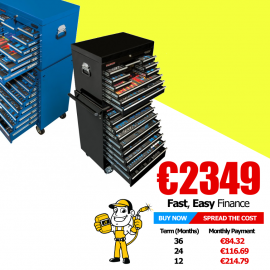 "Draper Professional 700 Piece Mechanics 40"" MEGA KIT"