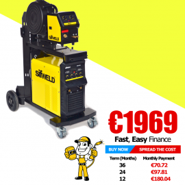 Sifweld MTS 300 Industrial Welding Package (1 Phase)