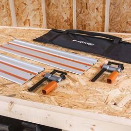 Evolution ST1400 1400mm Circular Saw Cutting Track