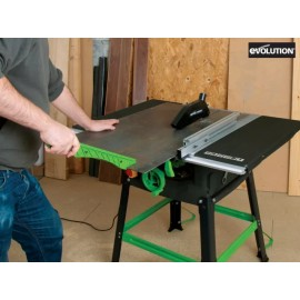 Evolution FURY5-S Multi-Purpose Table Saw 255mm 1500W 240V