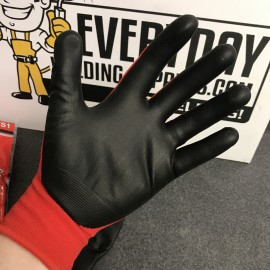 Pred Sensor PolyMax™ Palm Coated Work Gloves - (Touchsafe)