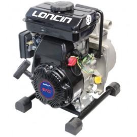 "Loncin 1"" (25mm) Portable Petrol Water Pump"