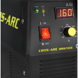Cros Arc 160A MMA Inverter DC Welder (160S)