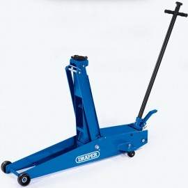 Draper Long Chassis Trolley Jack (2 Tonne)