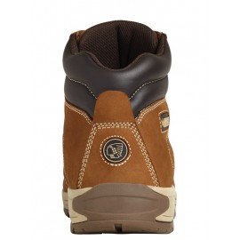 Apache Sundance Full Grain Nubuck Safety Hiker Boot (Various Sizes)