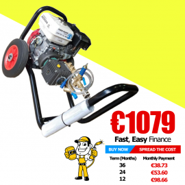 Honda GX200 6.5hp Pressure Washer (Comet Pump) 2200 Psi