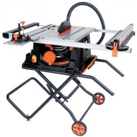 Evolution RAGE5-S 255mm TCT Multipurpose Table Saw 1800 Watt 240 Volt