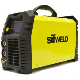Sifweld TS 200 AC/DC Inverter TIG Welder with Regulator, TIG Torch and MMA Leads