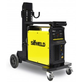 Sifweld MTS 250 Industrial Welder with Trolley and Leads