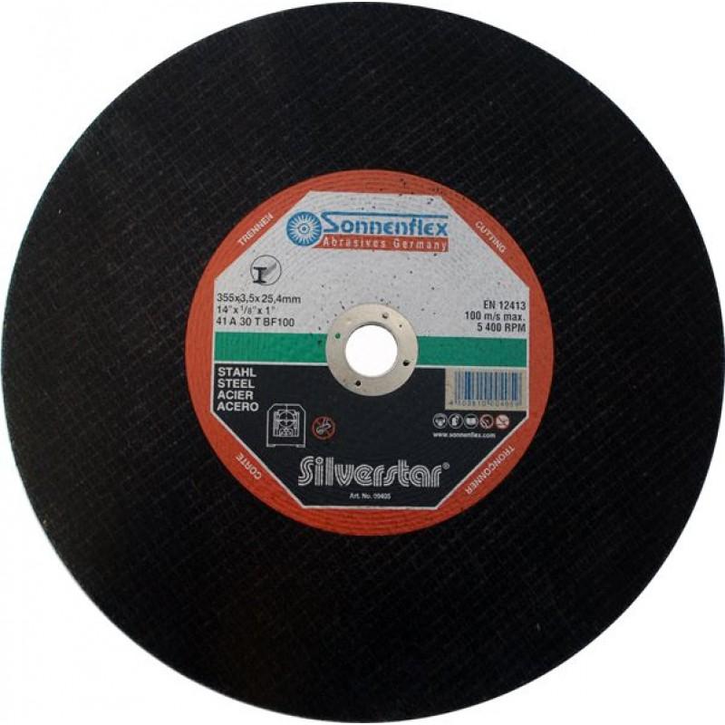 Faithfull Metal Cut Off Disc 300 x 3.5 x 25.4mm