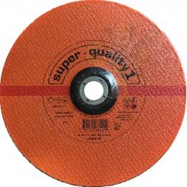 Premium Super Quality 1 Orange Depressed Cutting Disc 9 Inch (230mm x 3.2mm x 22mm)